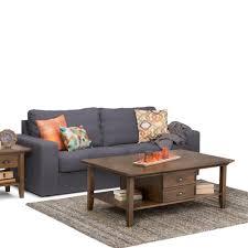 loon peak somers 48w reclaimed woodmetal coffee table reviews 48