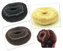 vlasove doplnky studiomody cz vycpávka do drdolu s efektem obtočených vlasů