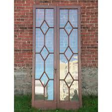 stained glass internal doors antique interior doors