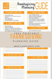 make thanksgiving planning simple with this free printable