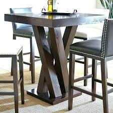 small kitchen pub table sets black square pub table sanelastovrag com