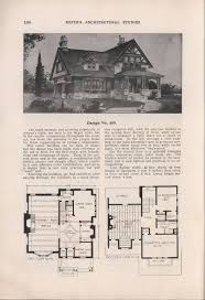 Floor Plan Of House 125 Best House Plans Images On Pinterest Vintage Houses