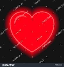 valentine heart love vector illustration stock vector 370061264