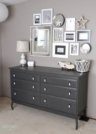 Gray Bedroom Dressers Paint Behr S Taupe From The L Bon Temps