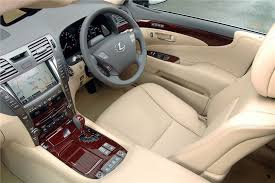 2006 lexus ls 460 lexus ls460 2006 car review honest