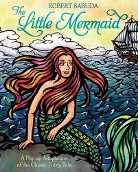 mermaid robert sabuda