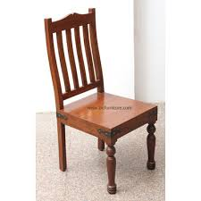 Wood Dining Chairs Smart Wooden Dining Chairs In Mumbai Dining Furniture From Bic India