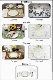 how to set a table for breakfast free how to set the table apk download for android getjar