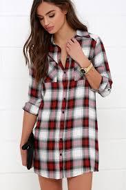 by bb dakota brielle plaid shirt dress plaid shirt