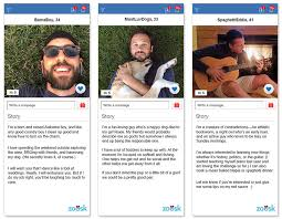 online dating profile examples for men tips and templates