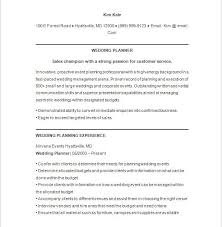 Event Planning Resume Examples by Awe Inspiring Event Planner Resume 16 Event Planner Resume