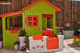 smoby floralie playhouse kiziwoo