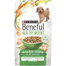 purina light and healthy purina beneful healthy weight with real chicken dry dog food