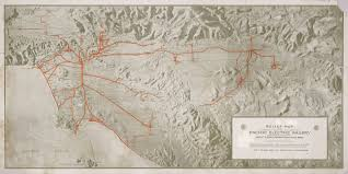Los Angeles Rail Map by A Brief Overview Of Rail History In The Foothill Cities The Source