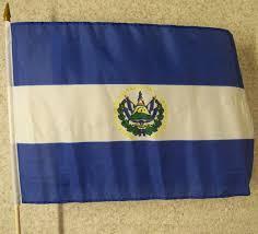 Flag El Salvador Directory Inventory Flags