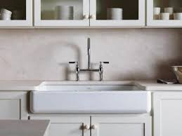 country style kitchen faucets french farm sinks sink cabinets on