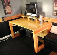 Diy Recording Desk Diy Recording Studio Furniture Best Home Desk For Study Images On