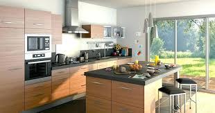 prix cuisine avec ilot cuisine en l avec ilot cuisine acquipace avec ilot central tarif
