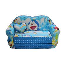 Sofa Bed Anak Murah Sandeland Sofa Bed Mini Anak Motif Doraemon Elevenia