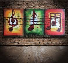 Musical Home Decor by Online Get Cheap Musical Notes Art Aliexpress Com Alibaba Group