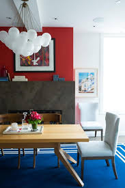Colorful Dining Room Sets by It U0027s Captain America Vs Iron Man In A Superhero Color Palette