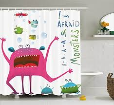 Green Kids Curtains Pink And Green Kids Curtains Amazon Com