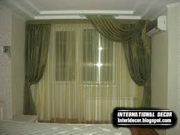 Green Bedroom Curtains Interior And Architecture Luxury Curtains For Bedroom Latest