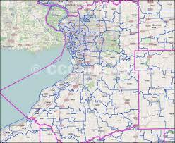 Map Ny Buffalo New York Zip Code Map New York Map