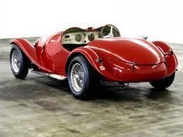 vintage alfa romeo 6c alfa romeo 6c 2500 ss barchetta competizione 1949 ok 2500000