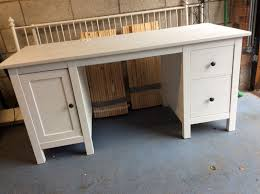 ikea hemnes desk with add on unit in good posot class