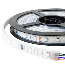 Outdoor Led Light Strips Dream Color Rgb 160 Leds Flexible Light Strip Kit Wfls 160leds