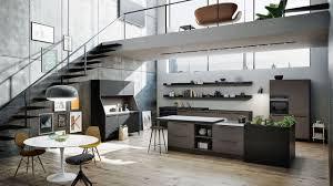 cuisine ilot centrale design cuisine design avec ilot central implantation cuisine cuisines