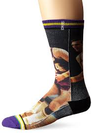 stance s nba legends classics crew socks at s