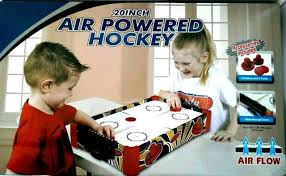 medal sports game table medal sports corp battery operated 20 inch air powered table hockey