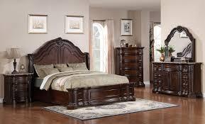 bedroom versailles 4pc california king velvet bedroom set 21124ck