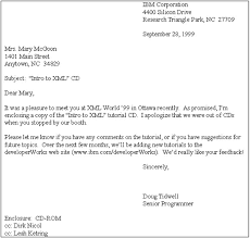 example of excuse letter using full block style cover letter