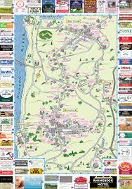 Hancock Ny Map Berkshire Maps Red Hook Rhinebeck Ny