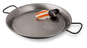 cuisine paderno amazon com paderno cuisine 18 5 inch polished carbon steel