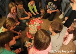Christmas Party Games For Large Groups Of Adults - musical chairs style gift exchange everyone brings a gender