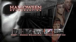 halloween resurrection bluray menu design on vimeo