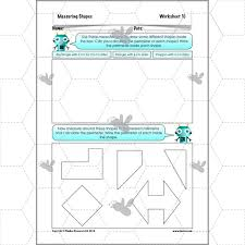 measuring shapes perimeter and area ks2 complete series