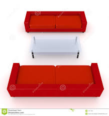 red livingroom red livingroom furniture 3 royalty free stock photo image 1317345