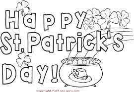 st patricks day coloring pages 28 images st patricks day