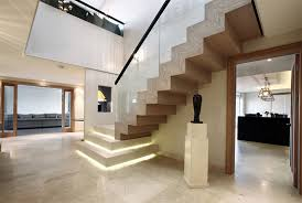 Lobby Stairs Design 20 Wood And Glass Contemporary Staircase Designs Home Design Lover