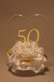 50th wedding anniversary cake toppers 50th wedding anniversary collection on ebay