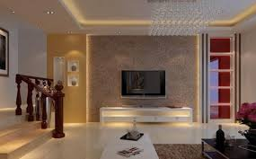 Simple Wall Paintings For Living Room Living Room Tv Wall Decor Design Navpa2016