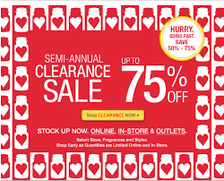 yankee candle after sale clearance 2012