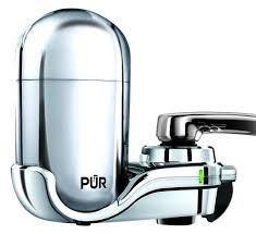 How Plumbing Works by Pur 3 Stage Advanced Faucet Water Filter 7 7 Inch By 3 2 Inch
