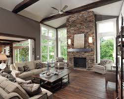 Best Fireplaces Mantels Images On Pinterest Fireplace Ideas - Living room designs with fireplace