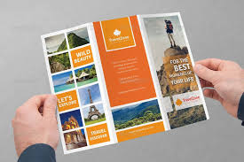 travel brochures images Travel brochure design world tri fold best travel brochures jpg